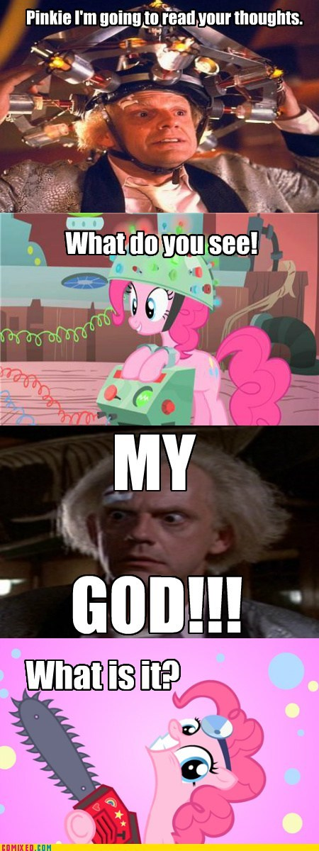Doc Meets Pinkie Pie