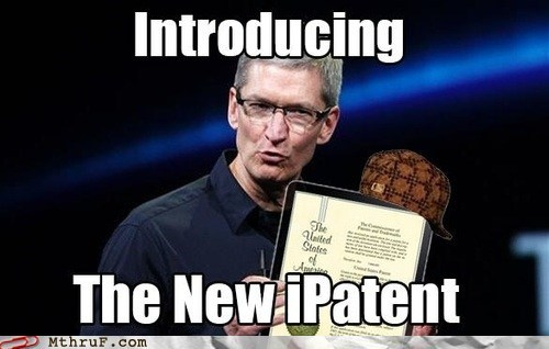 apple ipad ipatent Samsung - 6555185920