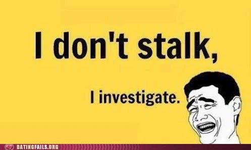 difference,investigating,stalking