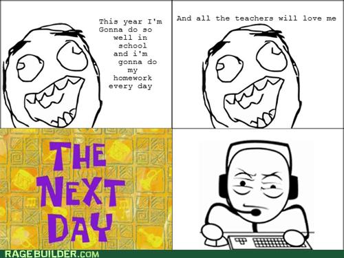 homework,school,computer games,truancy story