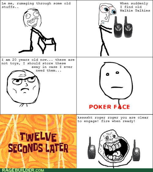 poker face walkie talkies - 6557102080
