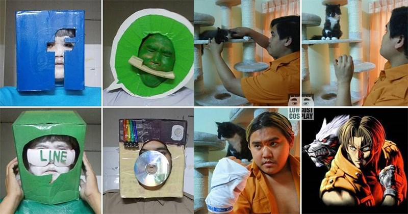 lista lowcost cosplay