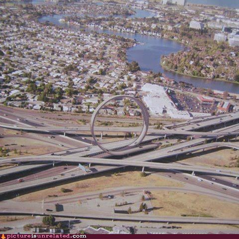 loop on ramp photoshop picture - 6557357568