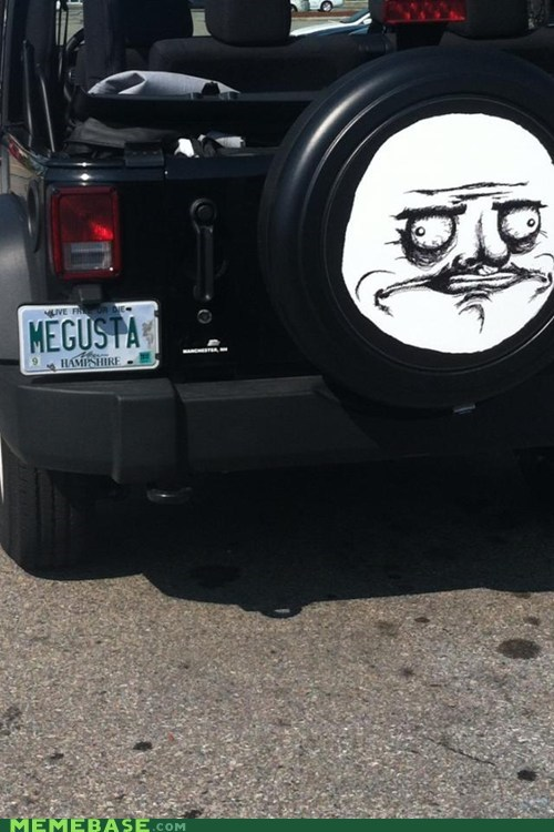 cars FRIDAY license plates me gusta tgifridays - 6557592064