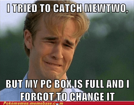 first generation meme mewtwo pc box - 6557829632