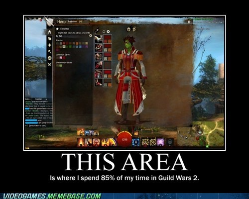 dye guild wars 2 hero screen my character - 6558095872