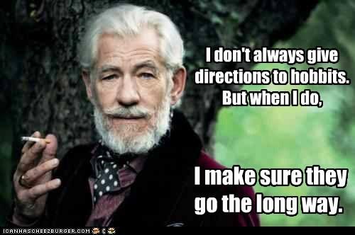 actor celeb funny ian mckellen Sir Ian McKellen - 6559121920