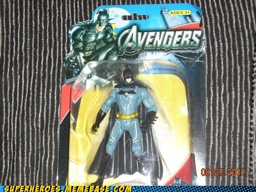 avengers batman seems legit - 6559326976