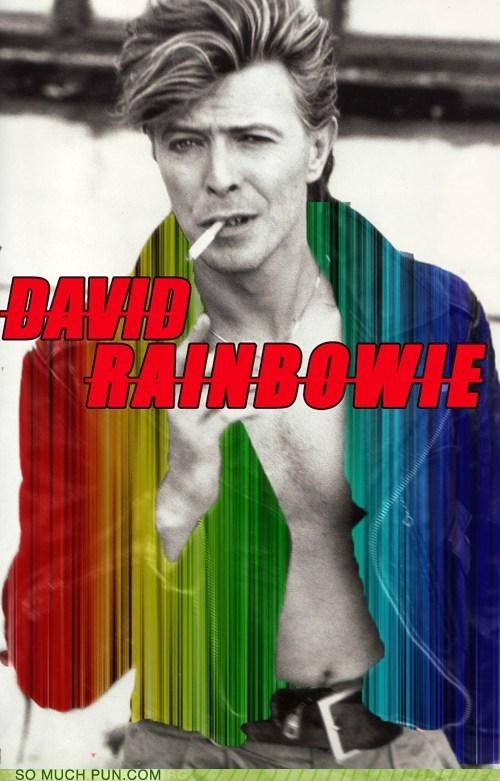 bowie,david bowie,literalism,portmanteau,rainbow,shoop,surname