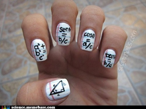 art equations mathematics nails - 6560423936