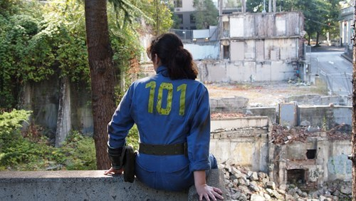 fallout 3 cosplay PAX video games fallout - 6560773120