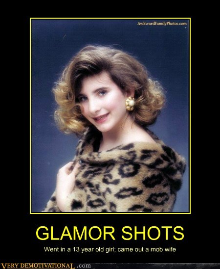 glamor shots mob wife school photos - 6560776192