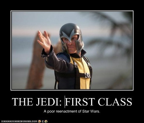 THE JEDI: FIRST CLASS A poor reenactment of Star Wars.