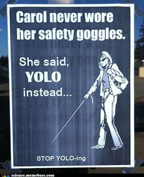 lab rules safety yolo - 6562032896