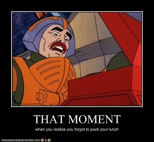 he man,man-at-arms,packed lunch