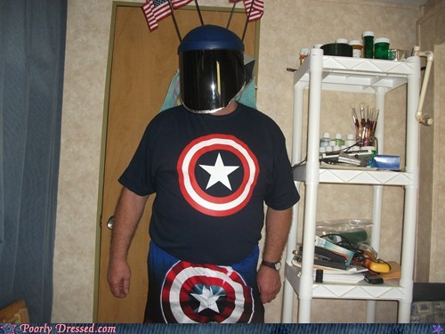 captain america,costume,targets