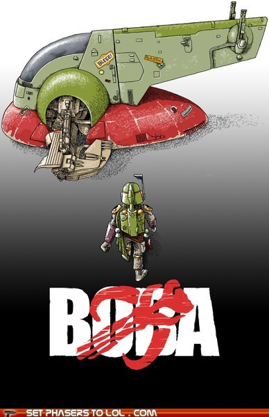 Star Wars - Boba