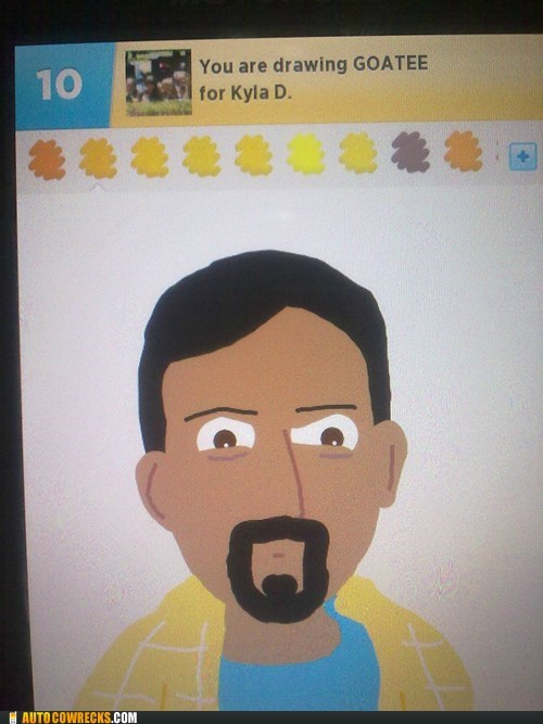 Abed community darkest timeline draw something goatee - 6563483904