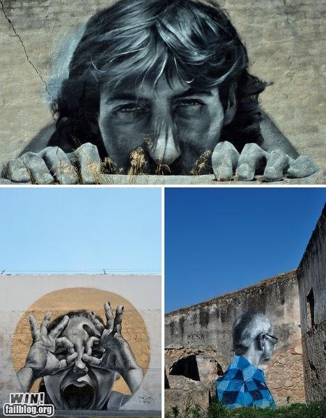 art graffiti hacked irl realism Street Art - 6563494912