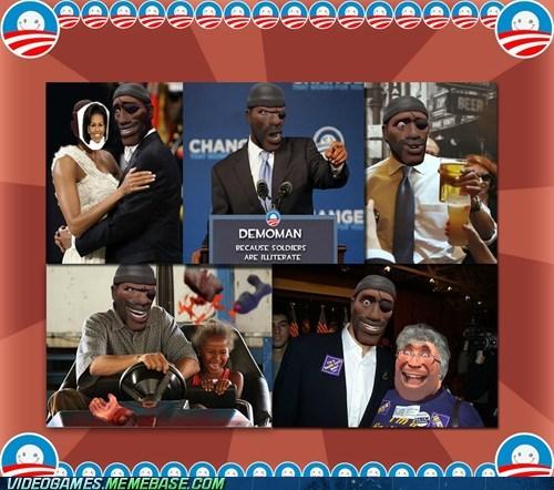 barack obama demoman election 2012 Team Fortress 2 - 6563645952