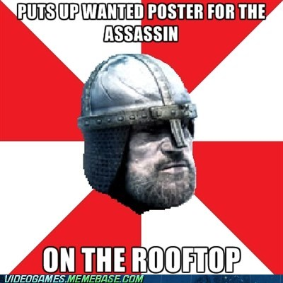 assassins creed meme posters - 6563671296
