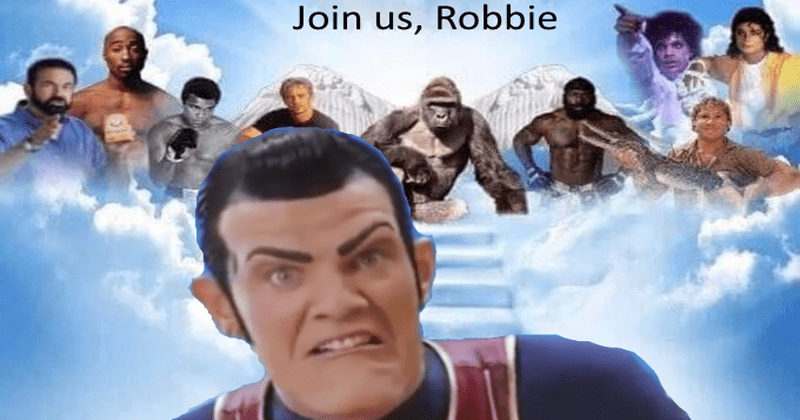 Article about STefan Karl Stefansson passing away from cancer, lazytown, robbie rotten.