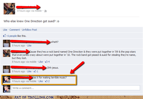 facebook,Music,one direction