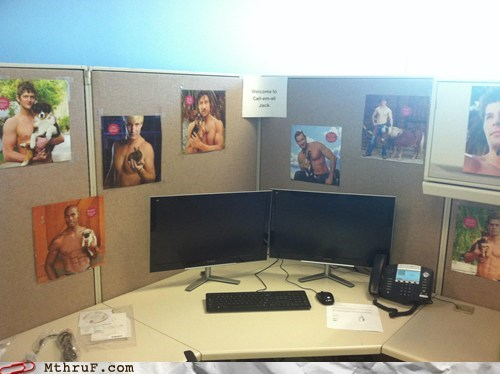 jack jacks-first-day office prank sexy men - 6564478976