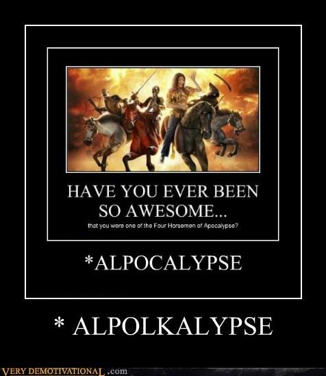 apocalypse,polka,weird al