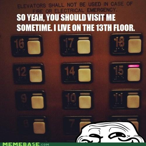 13 dating elevator floor phone troll - 6565456896