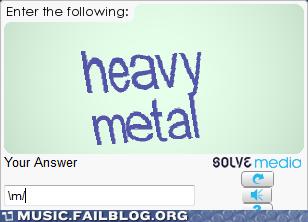 captcha heavy metal rock fist - 6565560320