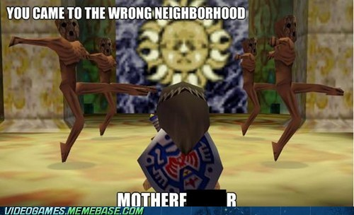 dance,gtfo,redead,wrong neighborhood,zelda
