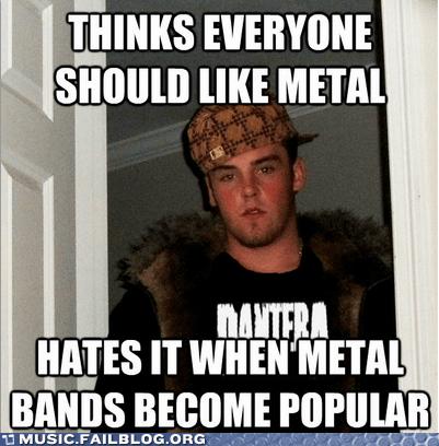 heavy metal pantera Scumbag Steve - 6565634048