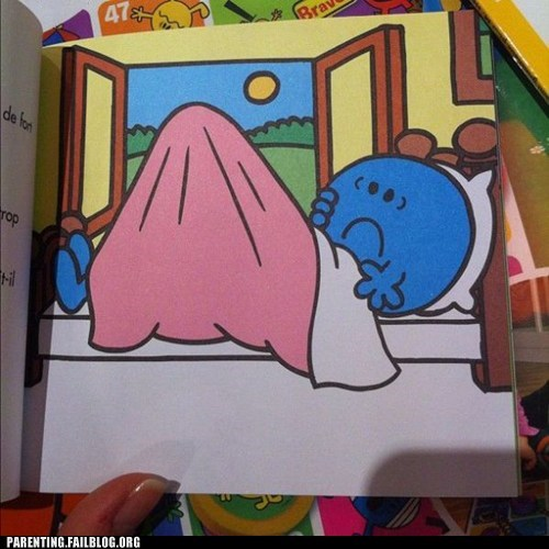 morning wood mr-happy mr-men nostalgia - 6565635840