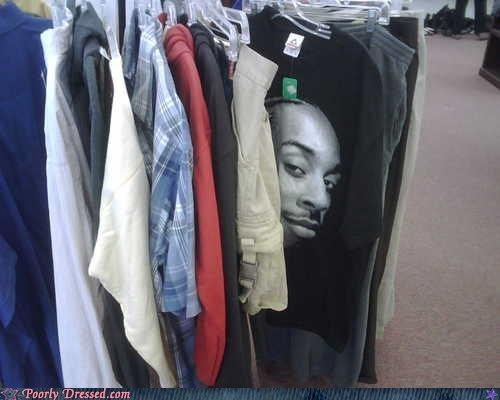 clothes rack,ludacris,t shirts
