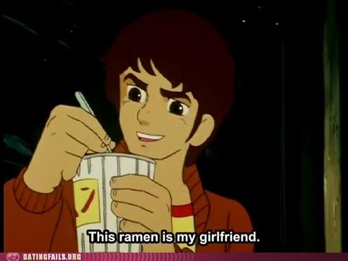 depressing girlfriend kind of sad ramen - 6565732352