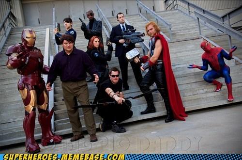 avengers costume Spider-Man - 6565766144
