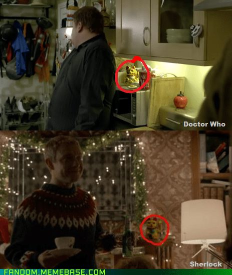 bbc doctor who props Sherlock TV - 6565797888