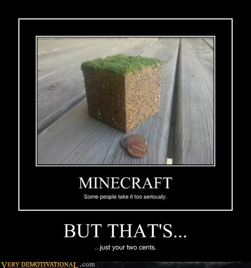2 cents,minecraft,video game