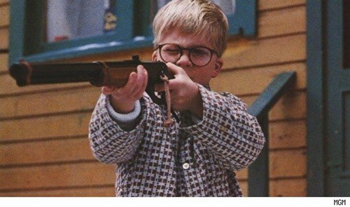 A Christmas Story,ralphie,Unnecessary Sequel