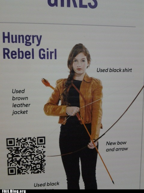 copyright costume hunger games knockoff