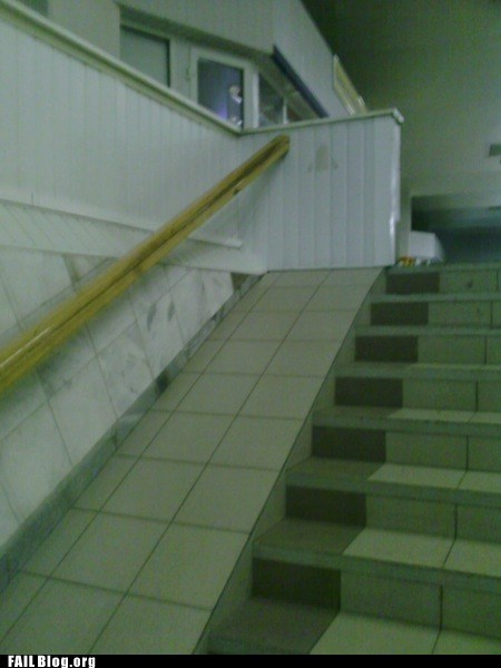 access,disability,disabled,hand rail,stairs