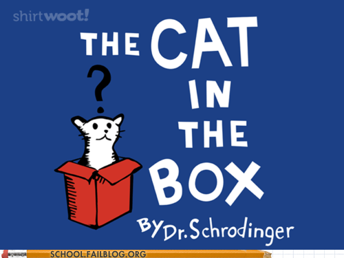 bargain boox schrodingers-cat the cat in the box - 6566988544