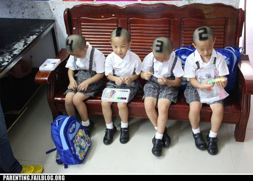 haircut quadruplets - 6567424000