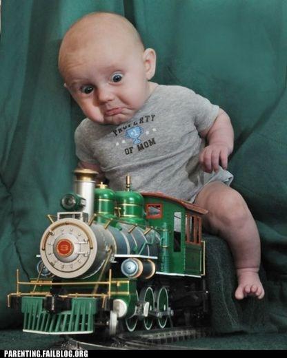 baby,train