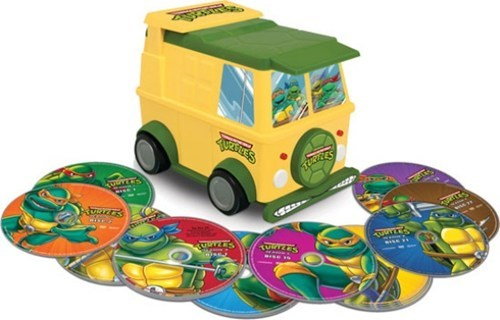 box set,teenage mutant ninja turl,teenage mutant ninja turles,TMNT