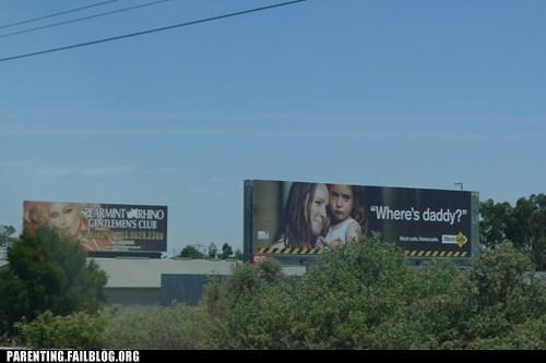 billboards strip club wheres-daddy - 6567564288