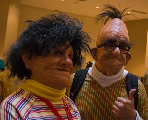 burt and ernie,cosplay,Kill It With Fire