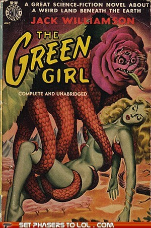 book covers books caught cover art flowers girl science fiction unabridged wtf - 6567629312