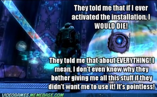 crossover,guilty spark,halo,Wheatley